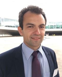 Vassil Kolarov, Agent de liaison scientifique en Suisse.