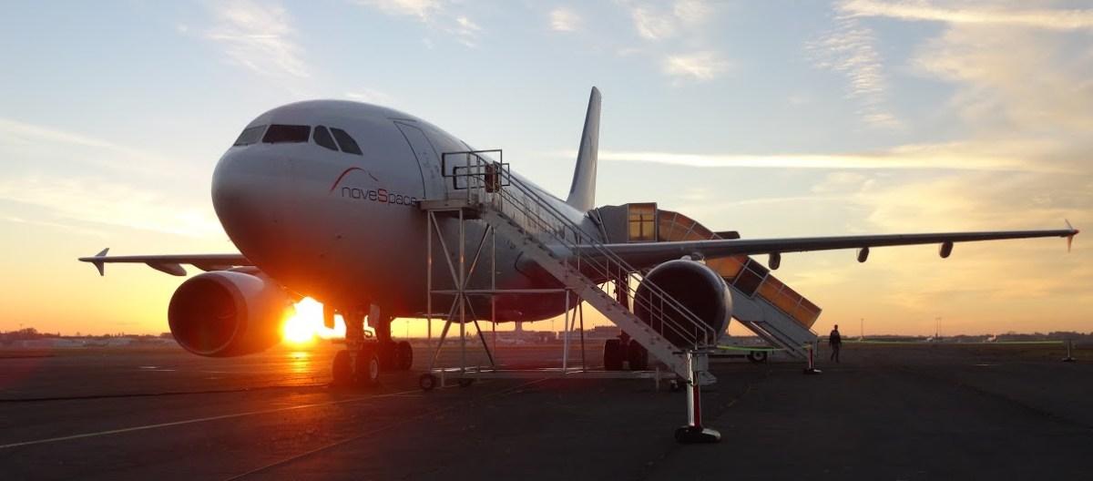 L'Airbus de Novespace utilisé pour les vols paraboliques est basé à Bordeaux.