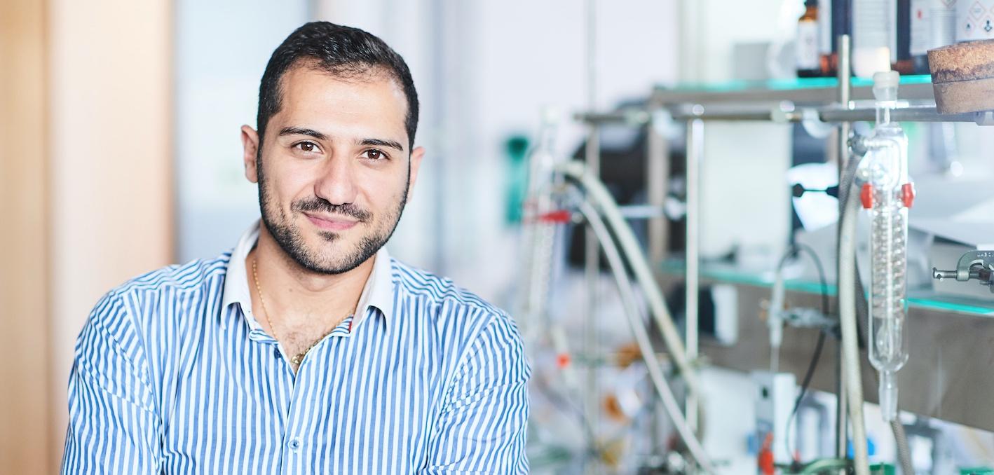 Dr Tarek Barakat, Université de Namur.