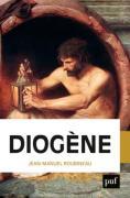 """""""Diogène"""" par Jean-Manuel Roubineau. Presses universitaires de France et éditions Humensis. VP 15 euros - VN 11,99 euros"""