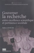 """""""Gouverner la recherche"""", par Nathan Charlier. Presses universitaires de Liège. VP 17,50 euros"""