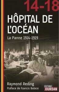 Hôpital de l'OcéanHôpital de l'Océan Raymond Reding Editions Jourdan, Bruxelles-Paris, 2014 ISBN 978-2-87466-334-5, 239 pp., 18,90 €