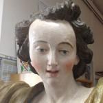 """L'ange de La Gleize a été """"soigné"""" à deux reprises à l'Irpa."""