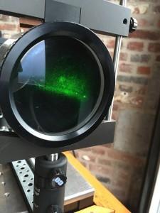 sortie-du-faisceau-laser-au-beffroi