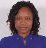 "Marielle Yasmine Agbahoungbata (Bénin), lauréate internationale du concours ""Ma thèse en 180 secondes"" 2017."