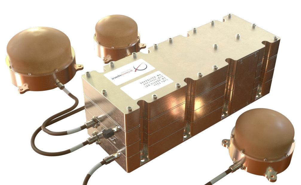 Instrument de radioscience belge LaRa destiné à la mission ExoMars 2020. © Observatoire royal de Belgique
