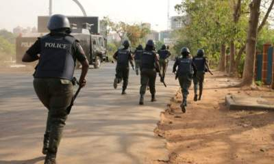 Police, Anambra journalists in a showdown over restriction of movement