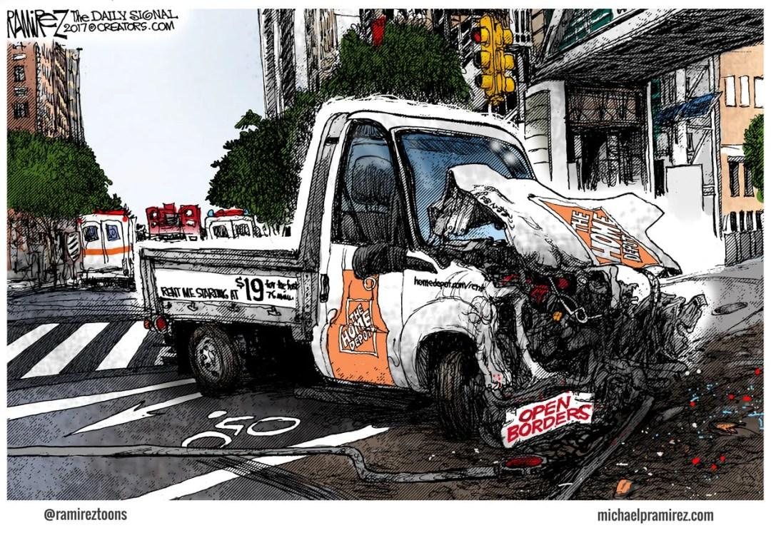 Cartoon: Bad Policies, Tragic Results
