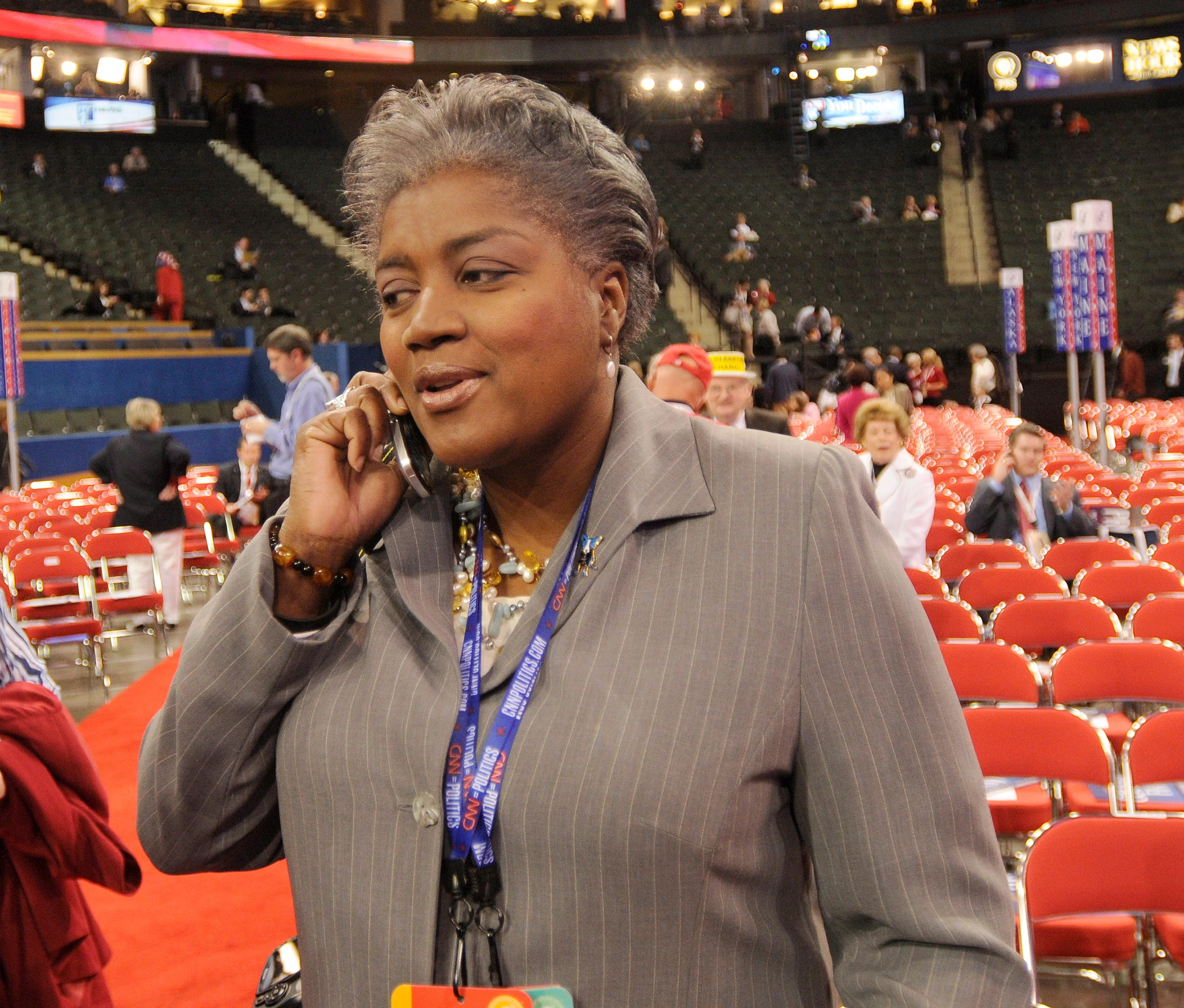 Image result for photos of donna brazile