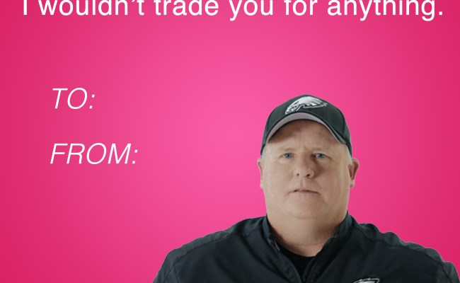 This Year S Batch Of Nfl Themed Valentines Day Cards