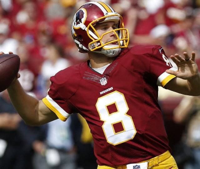 Kirk Cousins Redskins