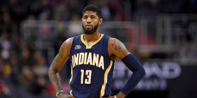 Breaking Paul George Traded To The Oklahoma City Thunder Daily Snark