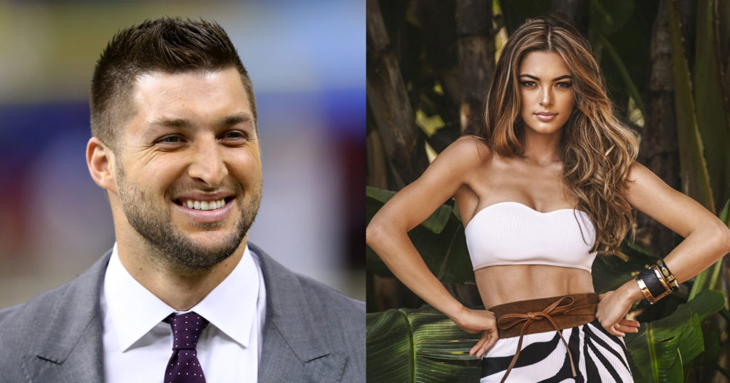 Tim Tebow Gets Engaged To Miss Universe Demi Leigh Nel