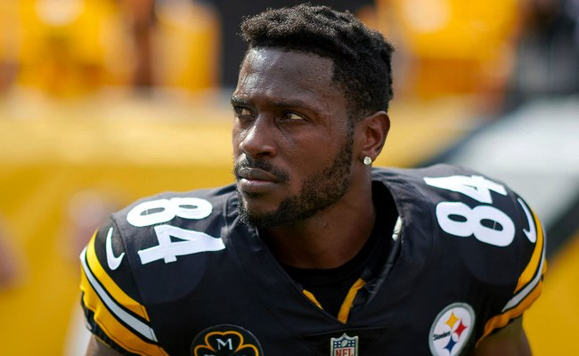 Antonio Brown Gets Eliminated From Season Premiere Of New