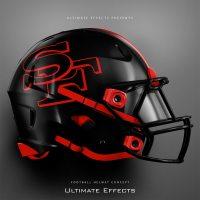 Designer Creates Awesome Concept Helmets For All 32 NFL ...