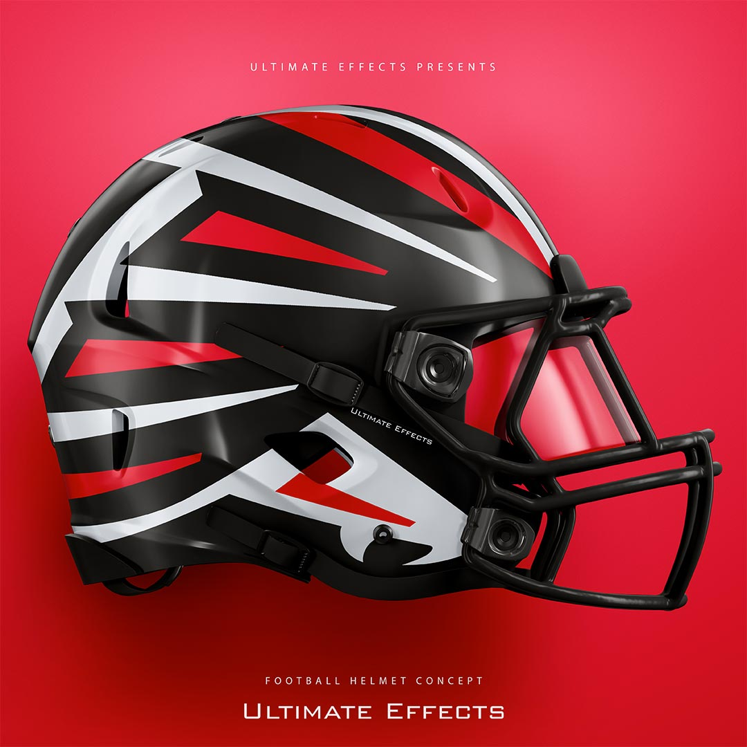 Designer Creates Awesome Concept Helmets For All 32 NFL