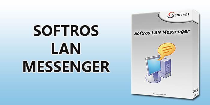 Softros LAN Messenger