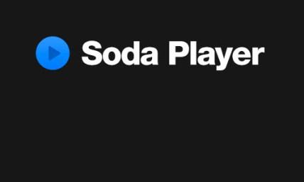 Soda Player