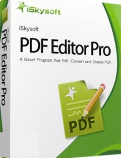 ISkysoft PDF Editor Professional
