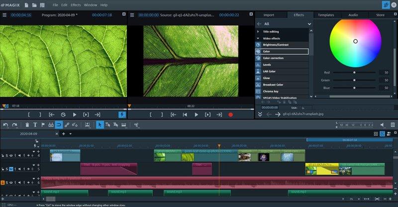 MAGIX Video Pro X12 windows