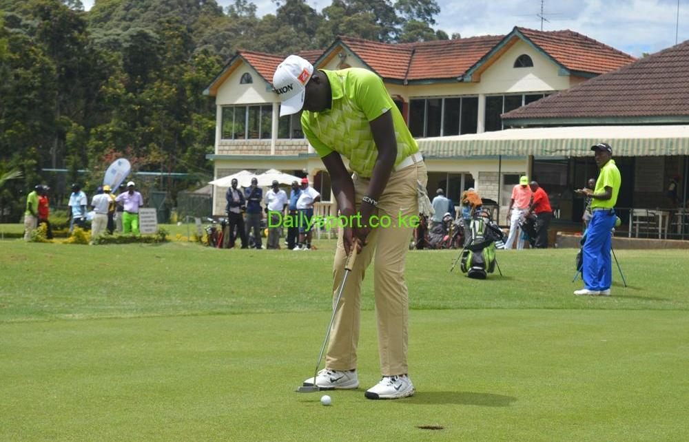 Kenya amateur Golf Championships, Kenya Golf Union, Edwin Mudanyi, Kevin Juma, Bernard Omondi, Paul Muchangi, Tom Atuma, Robert Kasi , Mike Kisia,