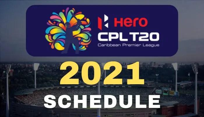 CPL 2021- सेंट लूसिया किंग्स पर जीत के बाद, ट्रिनबागो नाइट राइडर्स तालिका में दूसरे स्थान पर पहुंचे