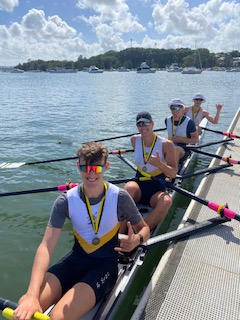 Balmain Rowing Club Competition