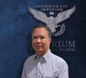 David Lam. Supplied.