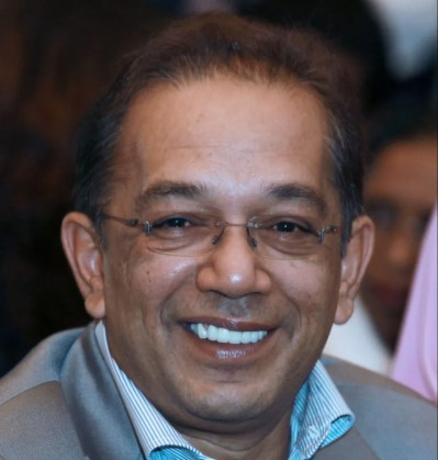 Datuk Seri Kalimullah Hassan of ECM Libra