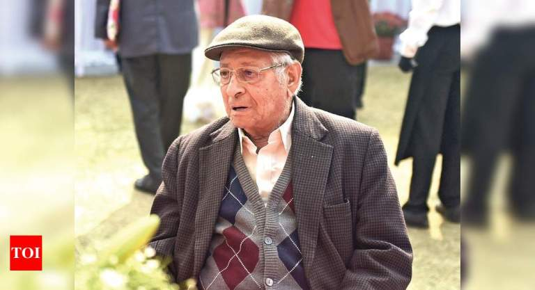 Soli J Sorabjee, a doyen among legal luminaries, passes away | India News