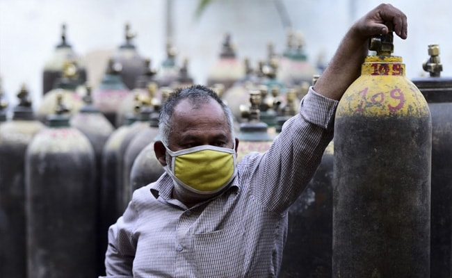 Parliamentary Panel Asked Centre Last Year To Increase Oxygen Production: Report