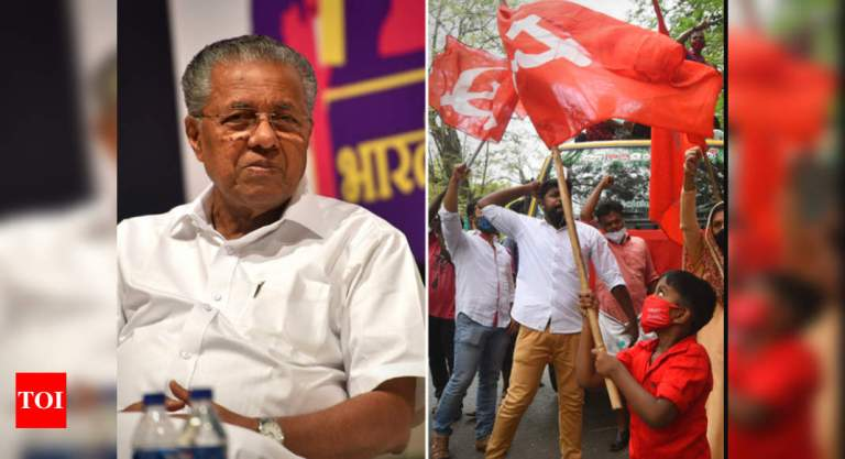 Election results: How Left may create history both in Kerala, Bengal   India News