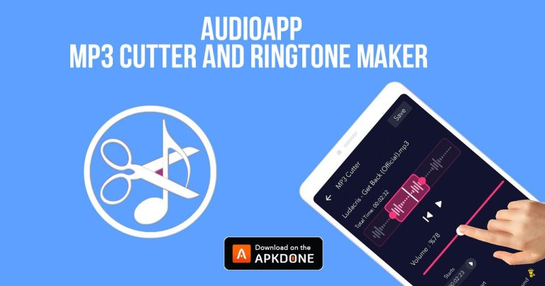 AudioApp MP3 Cutter MOD APK 2.3.8 Download (Unlocked) free for Android