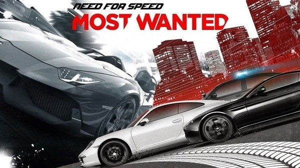 Need for Speed Most Wanted Mod APK (Money) 1.3.128