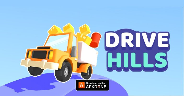 Drive Hills MOD APK 1.0.14 Download (Unlimited Money) for Android