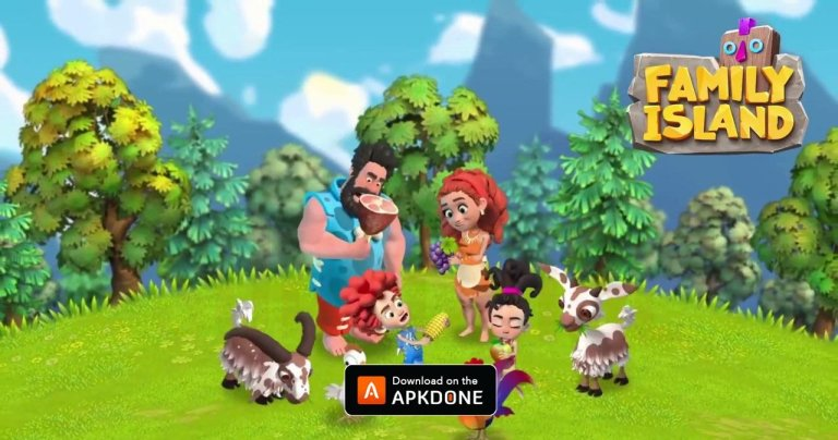Family Island MOD APK 2021100.0.11288 Download (Removing Google verification) free for Android
