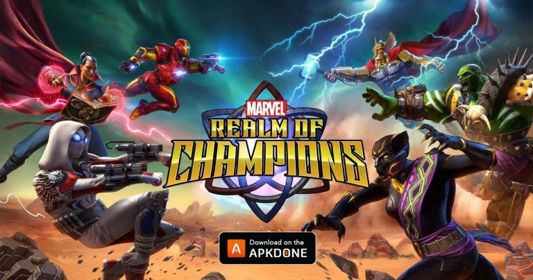 Marvel Realm of Champions APK 3.0.0 Download free for Android