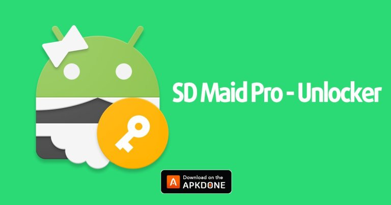 SD Maid Pro Unlocker APK 5.1.8 Download (Paid for free) for Android