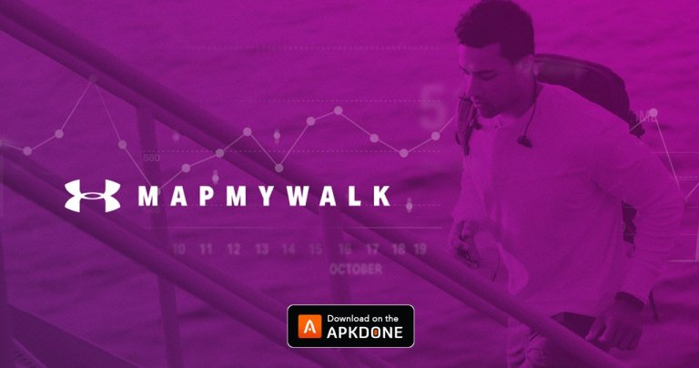 Walk with Map My Walk MOD APK 21.8.0 Download (Premium) free for Android