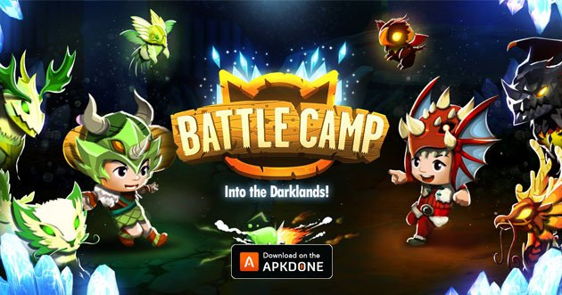 Battle Camp – Monster Catching MOD APK 5.15.2 for Android