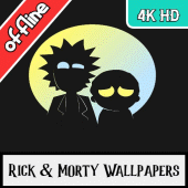 Rick & Morty Wallpapers HD 1 APKs Download