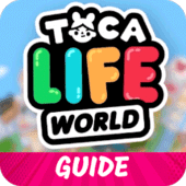 TOCA Life World Town Guide For Happy Day 1.0 APKs Download