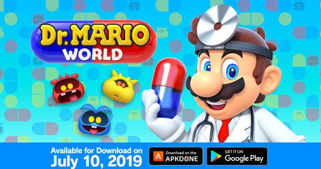 Dr. Mario World APK 2.3.1 for Android