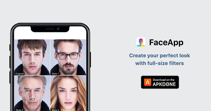 FaceApp PRO MOD APK 4.5.0.1 Download (All Unlocked) free for Android