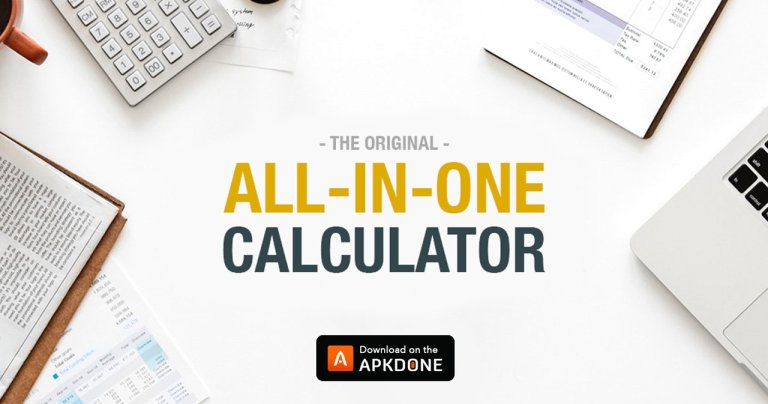 All-In-One Calculator MOD APK 2.1.9 (Pro Unlocked) for Android