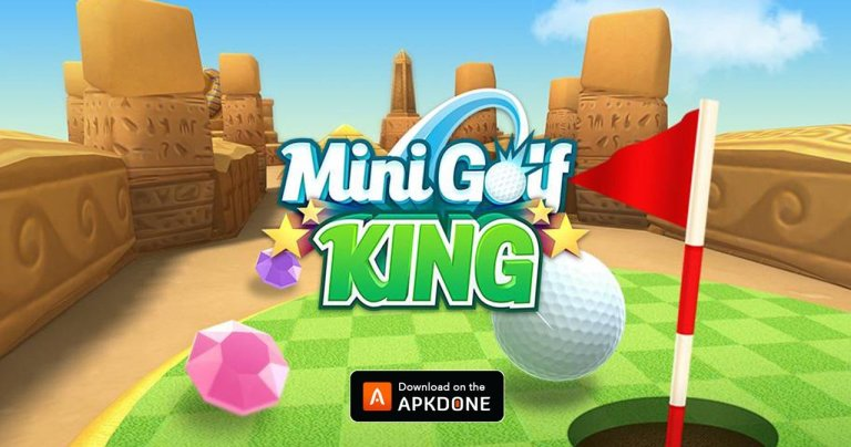 Mini Golf King MOD APK 3.52 Download (Powershot/Guideline) for Android