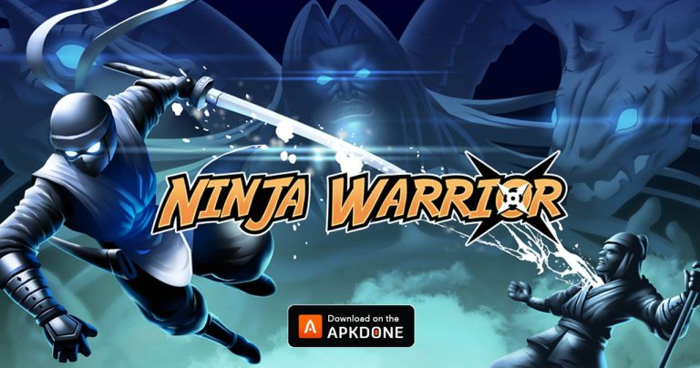 Ninja warrior MOD APK 1.47.1 Download free for Android