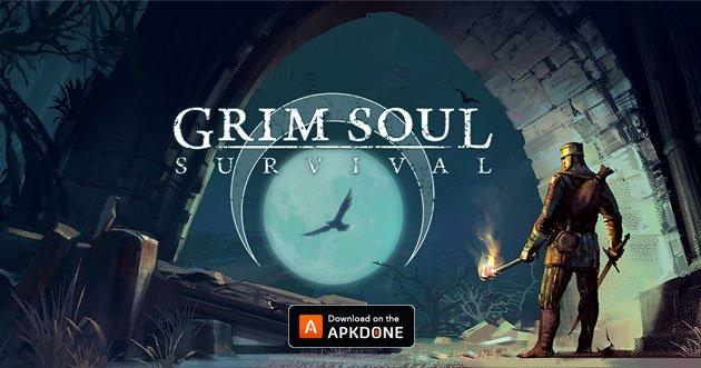 Grim Soul MOD APK 3.4.1 (Free Crafting) for Android