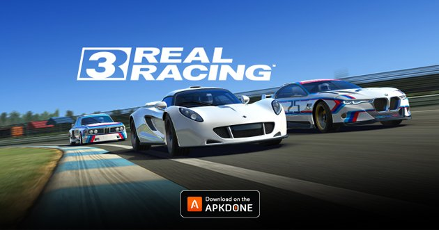 Real Racing 3 MOD APK 9.7.1 Download (Unlimited Money) for Android