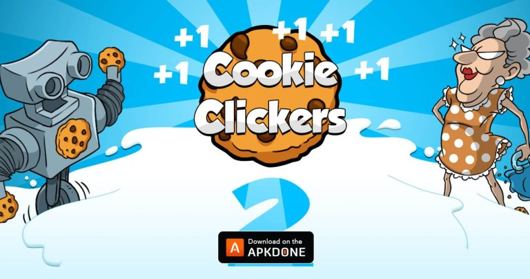Cookie Clickers 2 MOD APK 1.14.14 Download (Free purchase) for Android